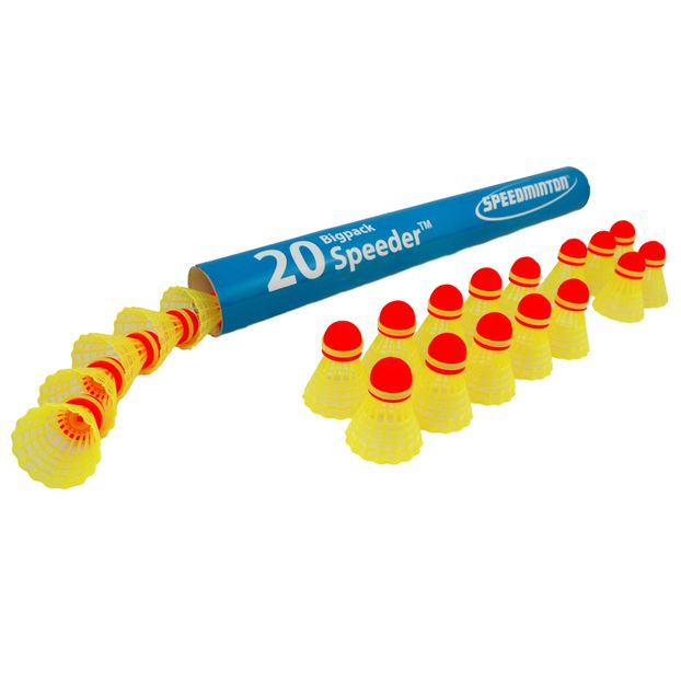 Speeder® Big Tube MATCH 20pcs